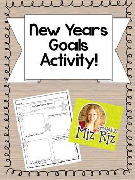 New Years Goals!