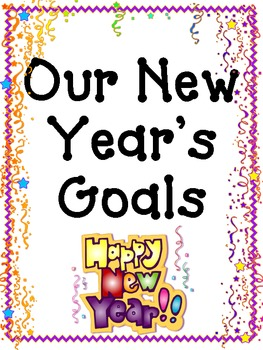 New Year's Goals 2013 and 2014 Versions