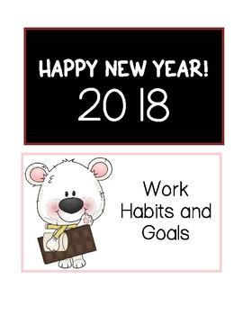New Years Goals 2018