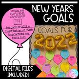 New Years 2021 Activity - Print & Digital Options