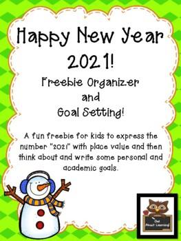 New Years Goals Freebie