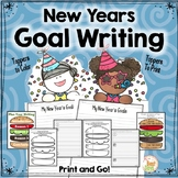 New Years Goals Writing Craft: Posters, Planners, and Toppers