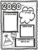 New Years Goals worksheets