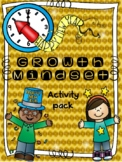 Growth Mindset New Years 2019 Activities Bundle