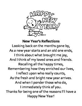Happy New Year Letter 81