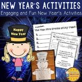 New Year's Activities 2019