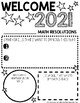 New Years Math Resolutions *FREEBIE*