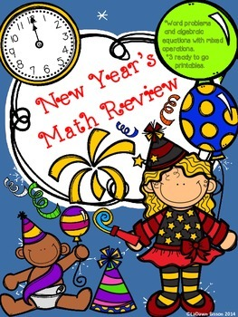 New Year's Math Review