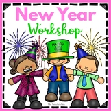 Kindergarten - Special Education - New Year Workshop