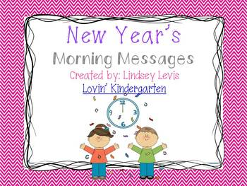 New Year's - Morning Messages