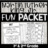 Martin Luther King Worksheets