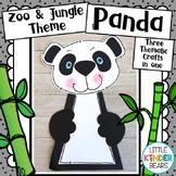 New Years Panda Bear Craft & Valentine Panda Bear Craft: 2