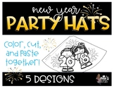 New Years Party Hat 2018