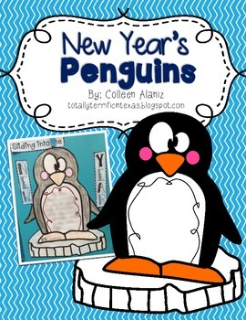 New Year's Penguins
