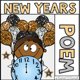 New Years 2017 Poem Freebie