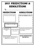 New Year's Predictions and Resolutions