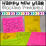 New Year's Printables