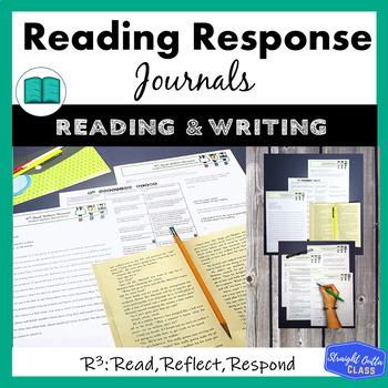 New Year Activities 2019 Reading Response Journals