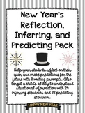 New Year's Reflection, Inferring, and Predicting Pack