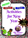 New Years Resolution 2019 English-Spanish Bundle