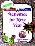 New Years Resolution 2019 English-Spanish Bundle
