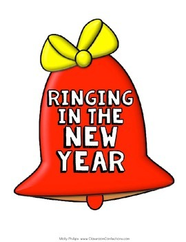 New Year's Resolution Activity: Ringing in the New Year: Writing