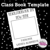New Years Resolution Class Book