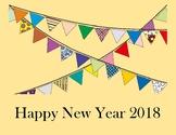 New Years Resolution Craft