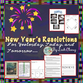 New Year's Resolution Diary: A Balanced Approach