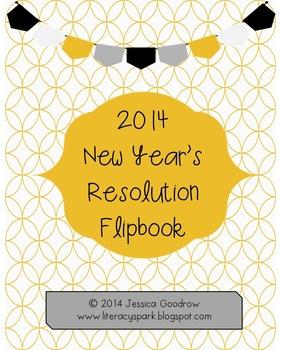 New Year's Resolution Flipbook