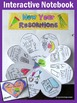 New Years Resolutions Interactive Notebook Writing Craftiv