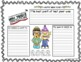 New Year's Resolution Writing Activity