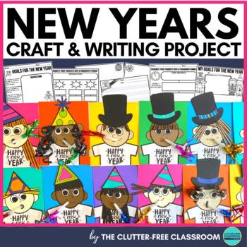 New Years Activities 2019   New Years Resolution 2019   Goals Writing