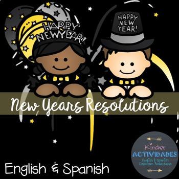 New Year Resolutions (English & Spanish)