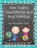 New Year's Resolutions & Goal Setting!