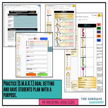 New Year's Resolution / Goal Setting {Google Digital Resource}