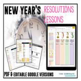 2020 New Year's Resolution / Goal Setting {Google Digital Resource}