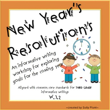 New Year's Writing Workshop