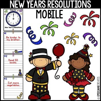 New Years Resolutions Mobile