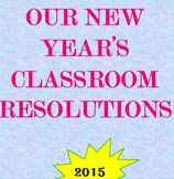 New Years Resolutions and Reading Goals