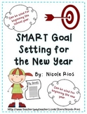 FREE New Year 2018 SMART Goal Setting Flip Book