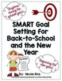 FREE New Year 2016 SMART Goal Setting Flip Book