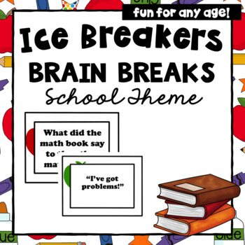 Icebreakers- Team Building