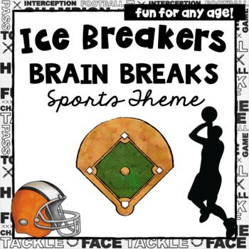 Team Building - IceBreakers- Sports Theme