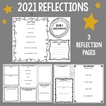New Year's Think Book Student Journal