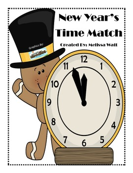 New Year's Time Match