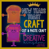 New Years Toast Craft