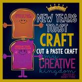 New Years Toast Craft