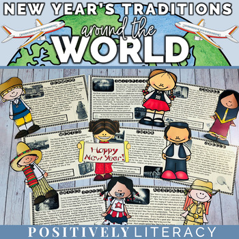 New Years 2018 New Year's Traditions Around the World