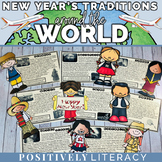 New Years 2021   New Years Traditions Around the World   Reading Passages